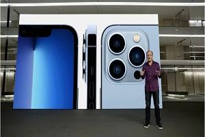 苹果 iPhone 13/Pro 已送达全球首批用户