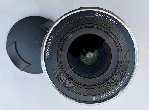 卡尔·蔡司 Distagon T* 21mm f/2.8 ZF.2