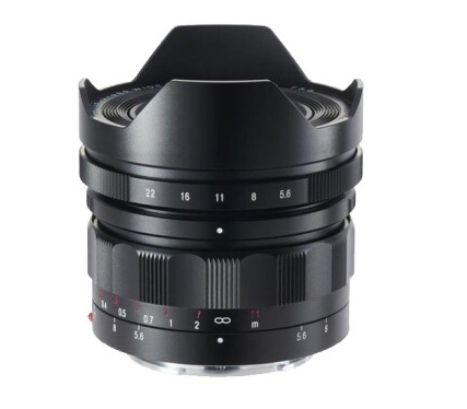 福伦达10mm f/5.6 Hyper-Wide-Heliar(索尼 E口)