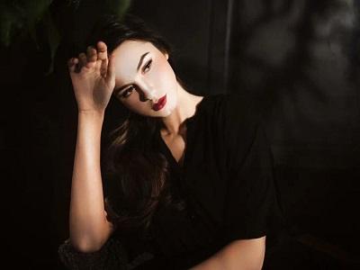 Nikon/尼康相机Z 7II-如何诠释镜头里的优雅女性