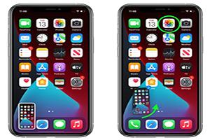 iOS15怎么拖放屏幕截图到应用 iphone拖放屏幕截图技巧