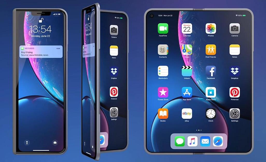 全面屏iPhone、折疊屏iPhone哪個會先來