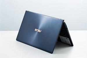 泉州华硕灵耀Deluxe14s i7 10510U 8G+512G全新机回收价格