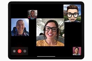 新功能!iOS15可邀请Windows PC和安卓用户FaceTime通话