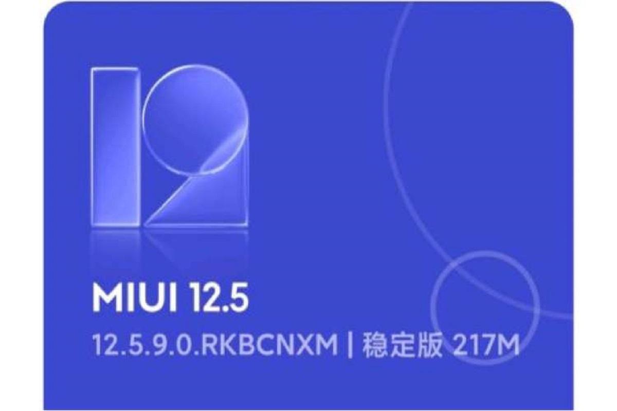 小米推送 MIUI 12.5.9.0穩定版,發燙依舊存在,口碑墻倒眾人推。
