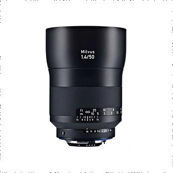 全新机 卡尔·蔡司Milvus 50mm f/1.4 ZF.2