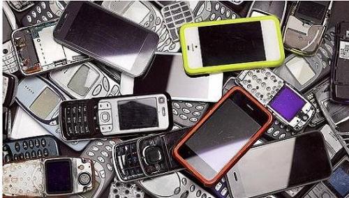 废旧手机回收