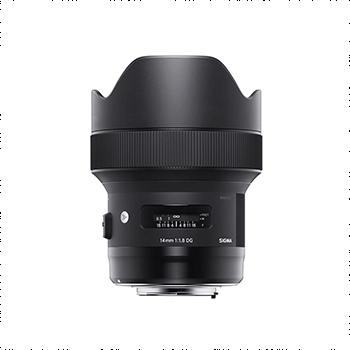 全新机适马14mm f/1.8 DG HSM Art(尼康卡口)
