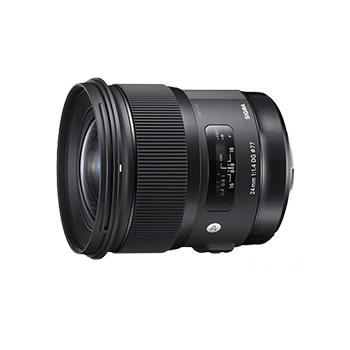 全新机适马24mm f/1.4 DG HSM Art