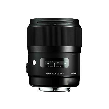 全新机适马35mm f/1.4 DG HSM Art(佳能EF卡口)
