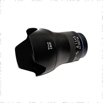 全新机卡尔·蔡司Milvus 21mm f/2.8 ZE 不分版本