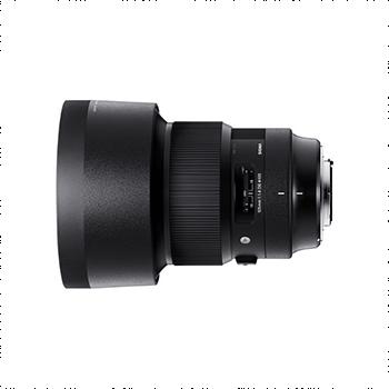 全新机适马 105mm f/1.4 DG HSM(A)(索尼卡口)
