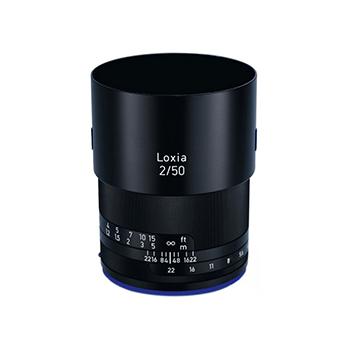 卡尔·蔡司LOXIA 50mm f/2 不分版本