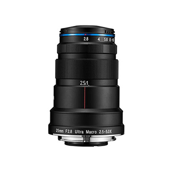 老蛙 FF 25mm f/2.8 ULTRA MACRO 2.5-5.0X 不分版本