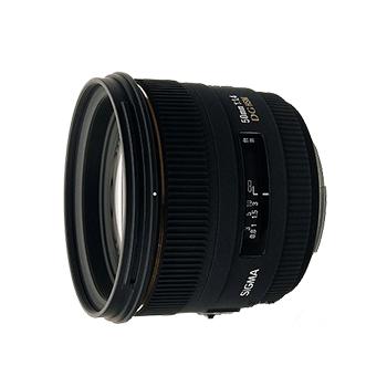适马50mm f/1.4 EX DG HSM(宾得卡口 不分版本
