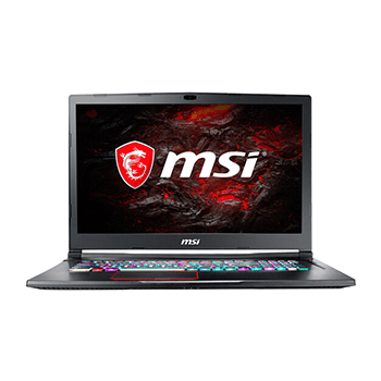 msi微星 GE73 系列 Intel 酷睿 i7 8代 NVIDIA GeForce GTX 1070