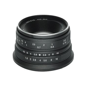 七工匠 25mm f/1.8 不分版本