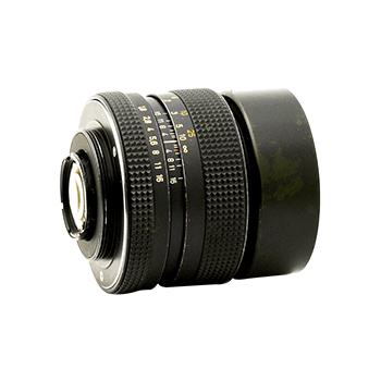 禄来Rollei-HFT Planar 1.8/50 不分版本