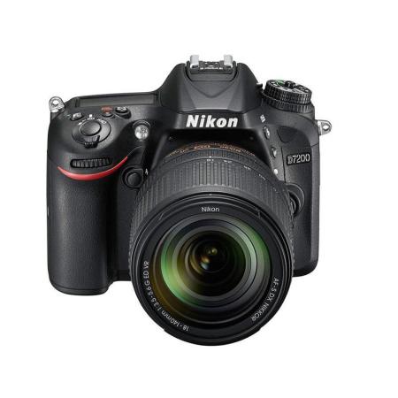 尼康D7200套机(18-140mm f/3.5-5.6G ED VR)