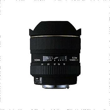 适马12-24mm f/4.5-5.6 EX DG HSM II(佳能卡口) 不分版本