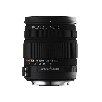 适马18-50mm f/2.8-4.5 DC OS HSM(适马卡口) 不分版本