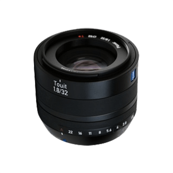 卡尔·蔡司Touit 32mm f/1.8(富士XF卡口) 不分版本