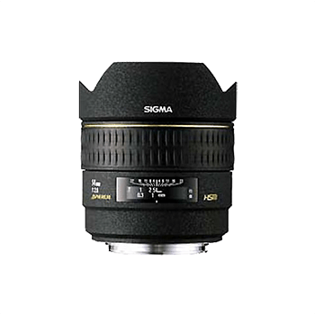 适马14mm f/2.8 EX HSM(佳能卡口) 不分版本