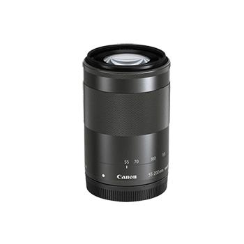 佳能EF-M 55-200mm f/4.5-6.3 IS STM 不分版本