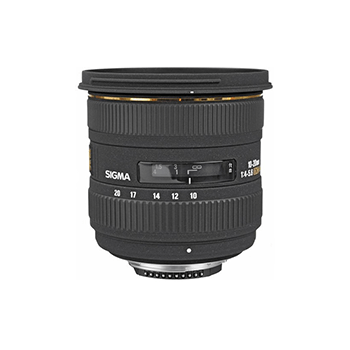 适马10-20mm f/4.0-5.6 EX DC HSM(适马口) 不分版本