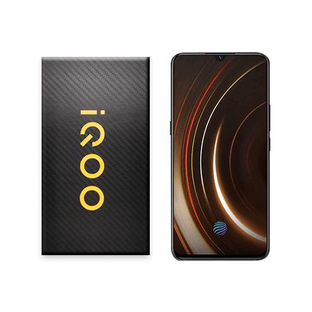 全新机vivo iQOO 12G+256G