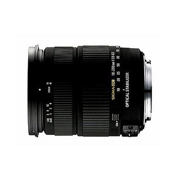 适马18-200mm f/3.5-6.3 DC(佳能卡口 不分版本