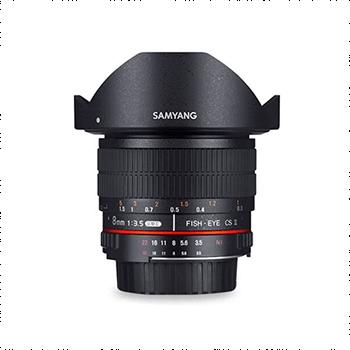 三阳 8mm f/3.5 UMC Fish-Eye CS II 不分版本