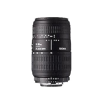 适马70-300mm F4-5.6 DL Macro 不分版本