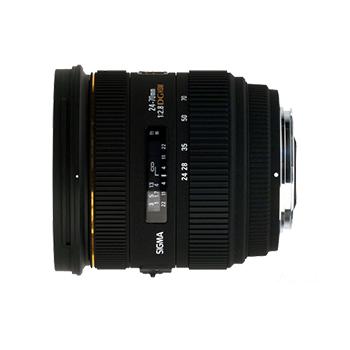 适马24-70mm f/2.8 EX DG HSM(尼康卡口) 不分版本