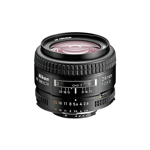 尼康AF 24mm f/2.8D 不分版本