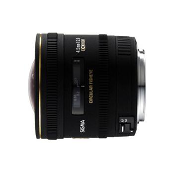 适马4.5mm f/2.8 EX DC Circular Fisheye HSM 不分版本