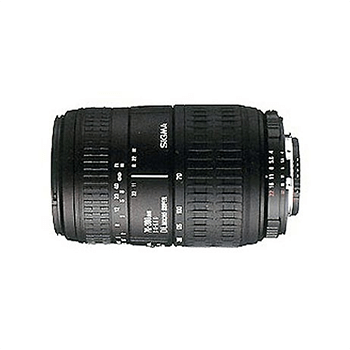 适马70-300mm f/4-5.6 DG MACRO(佳能卡口) 不分版本
