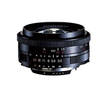 福伦达COLOR SKOPAR 20mm f/3.5 SL II Aspherical(尼康口) 不分版本