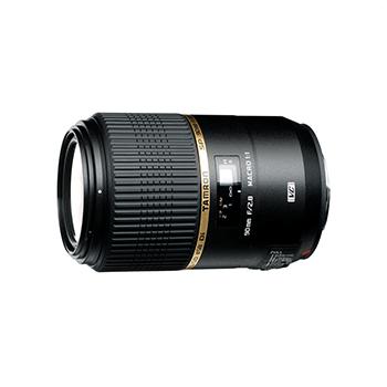 腾龙SP 90mm f/2.8 Di MACRO 1:1 VC USD(Model F004) 不分版本