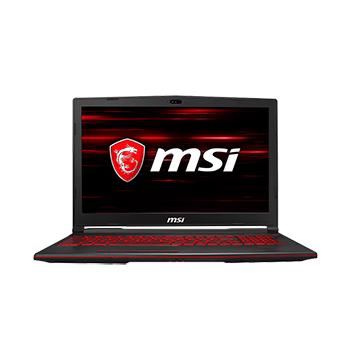 msi微星 GL63 系列 NVIDIA GeForce RTX 2060|32GB及以上|Intel 酷睿 i7 9代