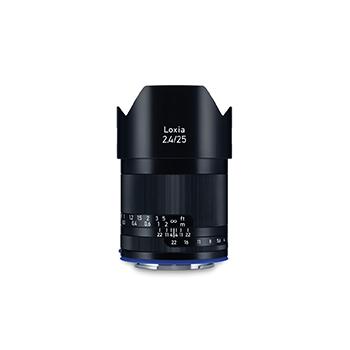 卡尔·蔡司Loxia 25mm f/2.4 不分版本