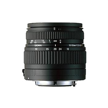 适马18-50mm f/3.5-5.6 DC HSM(佳能卡口) 不分版本