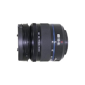 三星D-Xenon 18-55mm f/3.5-5.6 OIS 不分版本