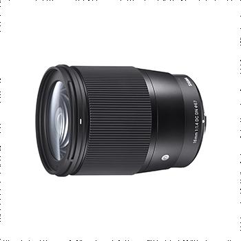 适马16mm f/1.4 DC DN Contemporary 不分版本