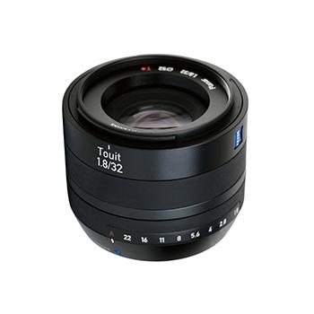 卡尔·蔡司Touit 32mm f/1.8(索尼E卡口) 不分版本