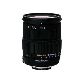 适马18-200mm f/3.5-6.3 DC OS HSM