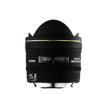 适马10mm f/2.8 EX DC Fisheye HSM 不分版本