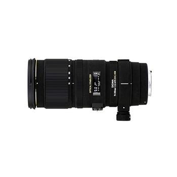 适马APO 70-200mm f/2.8 EX HSM 不分版本