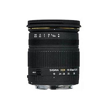 适马18-50mm F2.8 EX DC MACRO/HSM 不分版本
