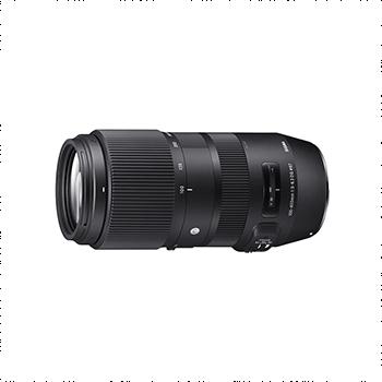 适马 100-400mm f/5-6.3 DG OS HSM (C)(佳能卡口) 不分版本